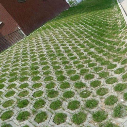 大足护坡六角砖