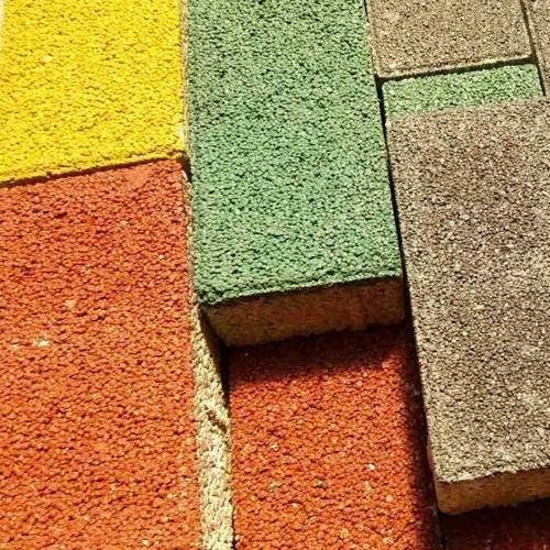 璧山硅砂透水砖