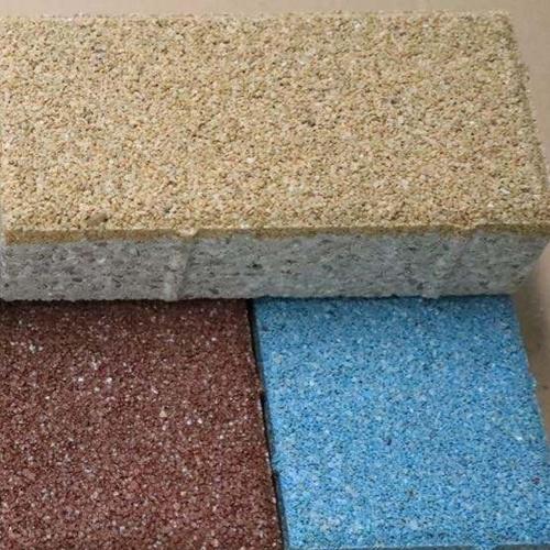 大足陶瓷透水砖